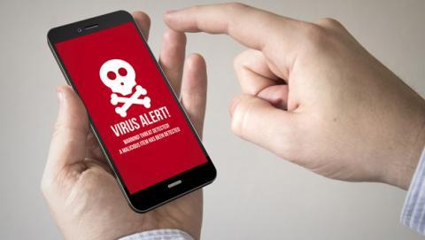 Alerta de virus | Foto: Shutterstock