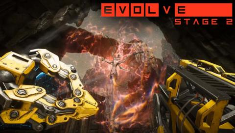 Evolve Stage 2 ya está disponible de forma gratuita en Steam