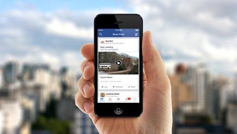 Vídeos offline Facebook