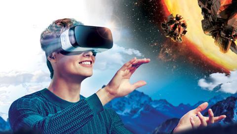 Nuevas Samsung Gear VR