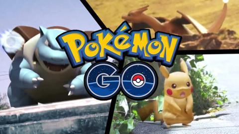 Pokémon Go servidores