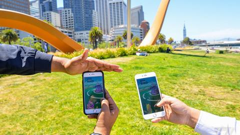 Pokémon Go intercambio de criaturas