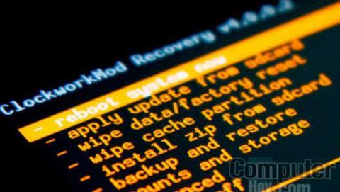 Antes de cambiar la ROM de tu Android deberás cambiar el recovery de stock de tu Android