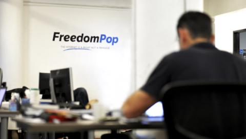 FreedomPop llega a España