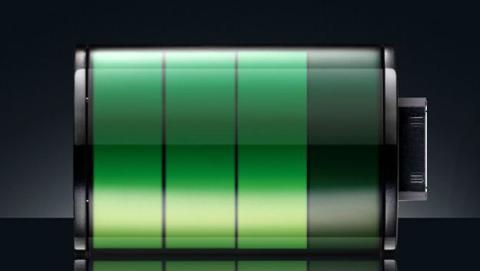 bateria movil orina