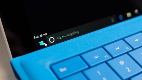 Cómo iniciar Windows 10 en modo a prueba de errores