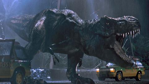Un estudio cuestiona que el tiranosaurio rex pudiese rugir