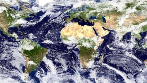 Patrones de nubes coinciden con predicciones climáticas