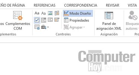 icono de Control de contenido de casilla