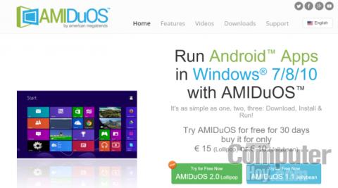 emulador de android para pc windows 10