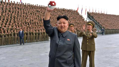 Pokémon GO lleva los surcoreanos cerca de Corea del Norte