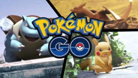 Pokémon GO contará con localizaciones patrocinadas
