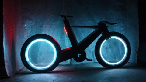 Cyclotron es la bicicleta más avanzada con última tecnología