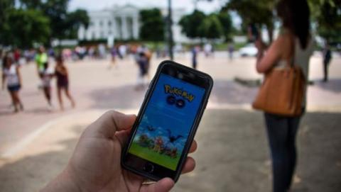 La locura de Pokémon GO