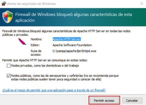 Cómo instalar un servidor web en tu ordenador