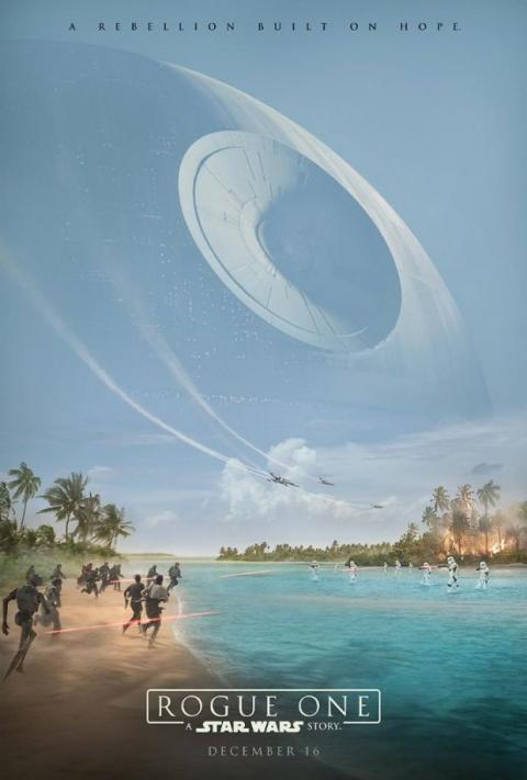 Nuevo póster Rogue One: A Star Wars Story