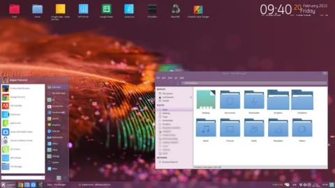 ChaletOS, la distro de Linux clavadita a Windows 7