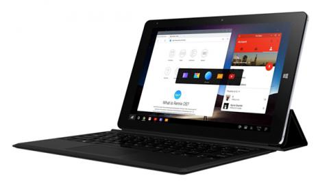 Chuwi prepara una nueva Vi10 con Windows 10 y RemixOS 2.0