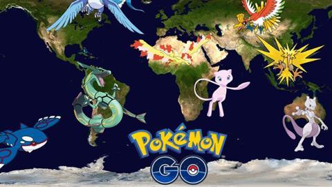 Cuentas de Pokémon Go