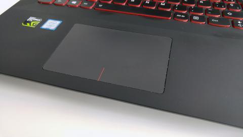 Touchpad del Lenovo Y700