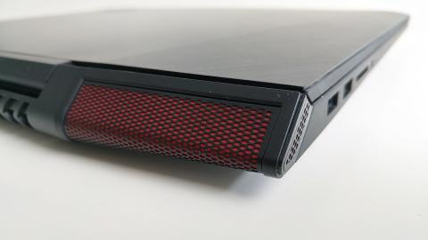 Altavoces del Lenovo Y700