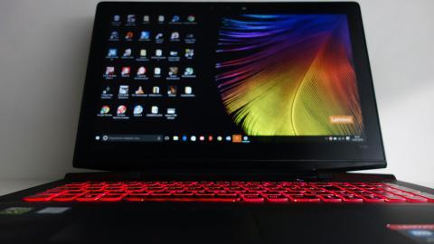 Imagen del Lenovo Y700