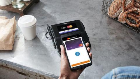 MasterCard se vuelca en los pagos móviles