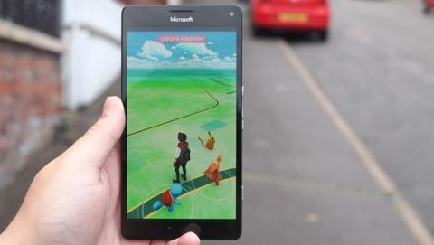 Pokémon GO y Snapchat podrían llegar a Windows 10 Mobile