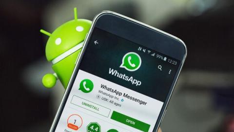 WhatsApp obtiene una nueva fuente de texto