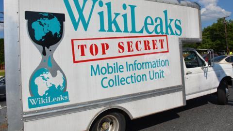 Wikileaks bajo ataque por sus documentos sobre Turquía
