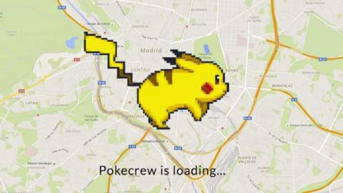 Pokecrew Mapa