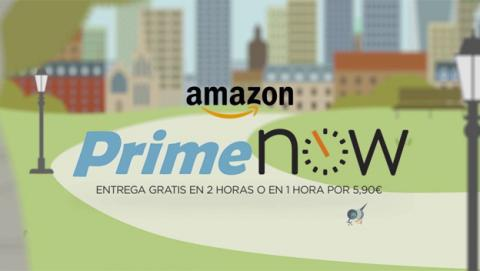 amazon prime, amazon prime now, prime now, amazon prime españa, prime now españa