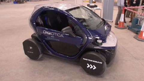 sistema vehiculo autonomo