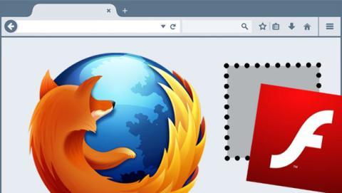 Firefox bloqueará el contenido Flash a partir de agosto