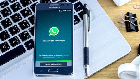 Whatsapp Messenger | Imagen: Shutterstock