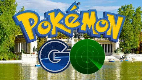 Dónde capturar Pokémon