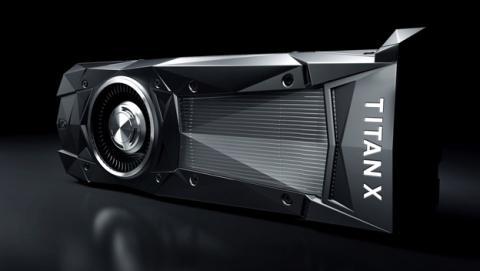 NVIDIA presenta la nueva tarjeta gráfica Titan X