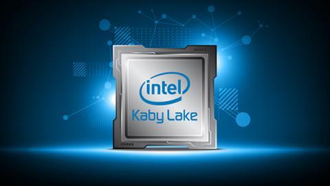 Procesadores Kaby Lake de Intel