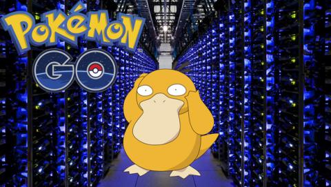 Servidores de Pokémon GO
