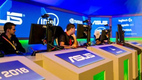 ASUS ha presentado un monitor para competiciones de eSport