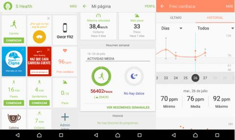 App S Health