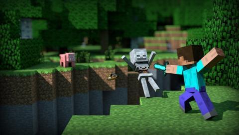 Minecraft se prodrá jugar muy pronto con las Oculus Rift