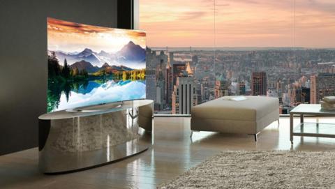 LG Display apuesta por los paneles OLED flexibles
