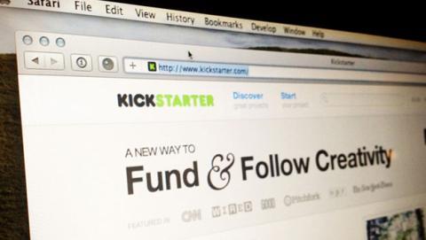 Kickstarter ha ayudado a crear más de 300.000 empleos