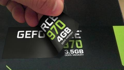 NVIDIA compensará a los compradores de las GTX 970