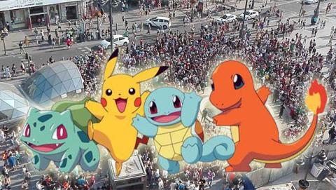 Asi fue la PokeQuedada primer evento Pokémon España