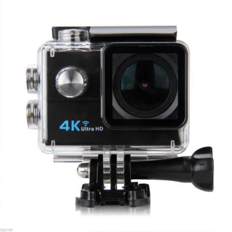 cámara deportiva impermeable Excelvan 4K
