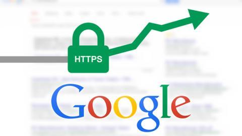 protocolo HTTPS en Google