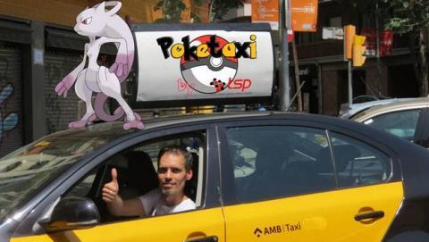 Los Poketaxis ya circulan por Barcelona