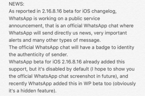 canal oficial whatsapp